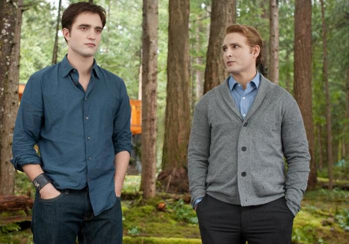 "New Edward Cullen ""Breaking Dawn"" Stills   Edward Cullen Net"